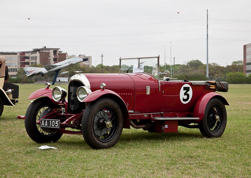 491 - 1924 3 Litre Bentley Vanden Plas Tourer