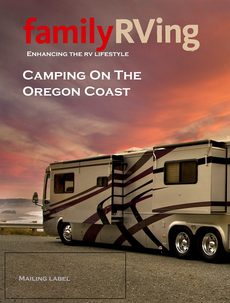 Family RVing Magazine Cover Submissions