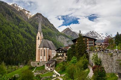Großglockner View,  Austria