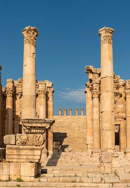 Propylaeum of Sanctuary of Artemis