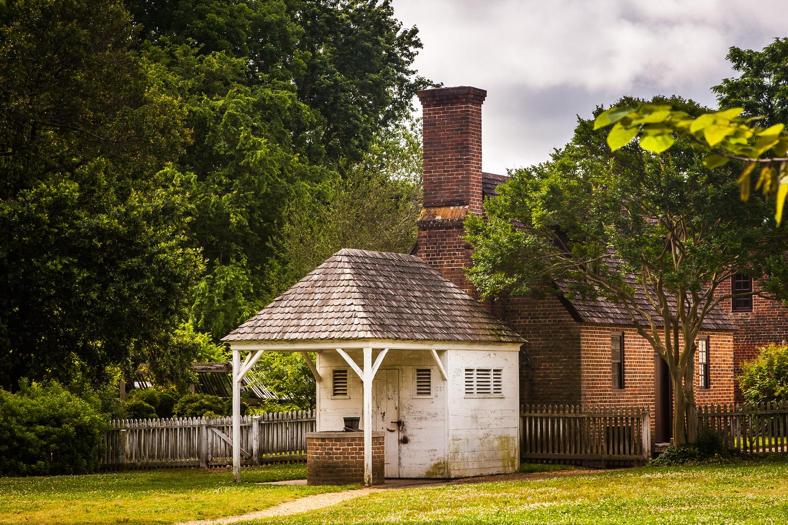 威廉斯堡保护区,还原历史