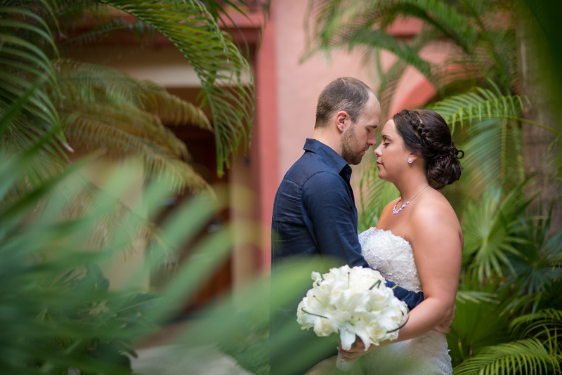 Nicole + Kiefer - Wedding - Sandos Playacar