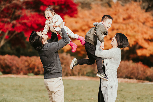Shigeta Family