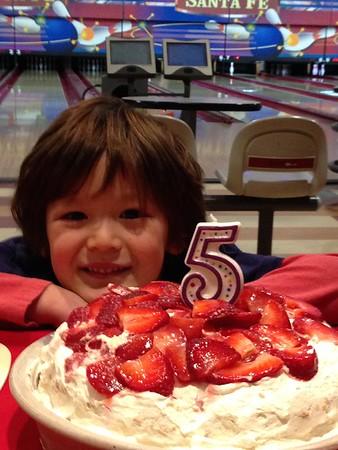 Skylar's 5th Birthday