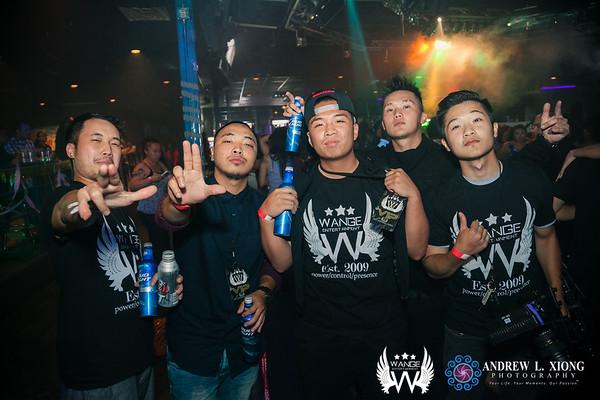 Wange Ent 1 Yr Anniversary