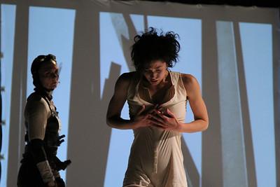 Course of Empire - live shoot 2 - Breakbone Dance Co - 2010