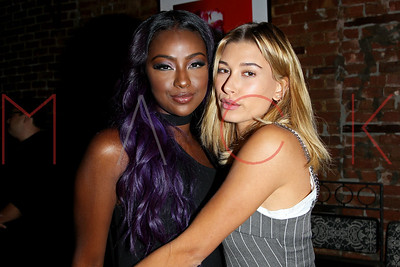New York, NY - August 24:  The Wednesday, Aug 24, 2016 21st Birthday Dinner for Justine Skye at Jue Lan Club .