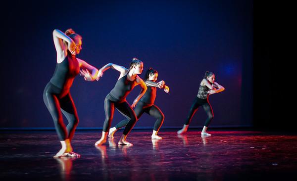 Student Choreography 2015