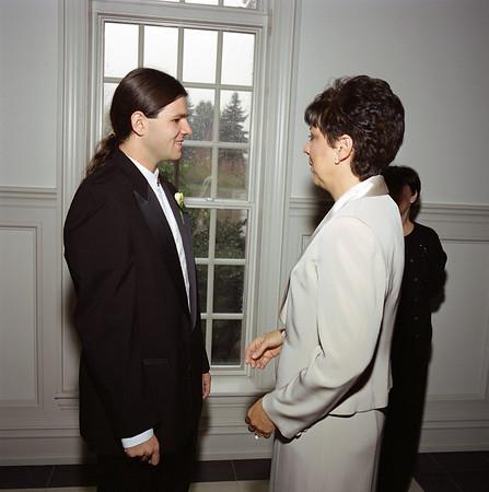 George & Jennifer Wedding