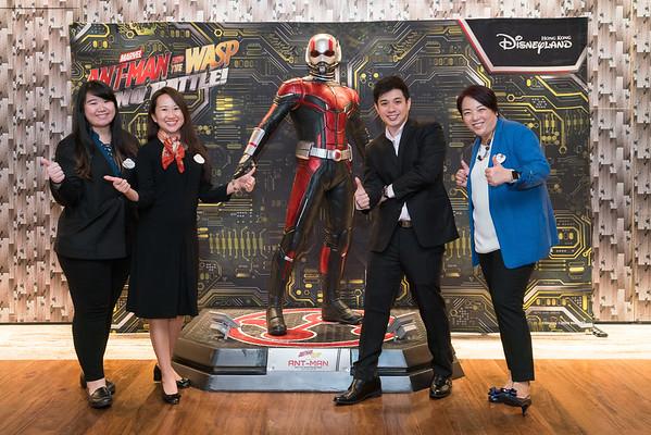 HK Disneyland Promotion