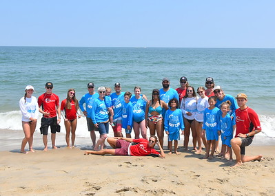 Hero Kid Foundation Surf Camp