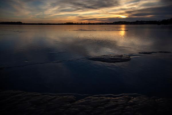 Dec. 26, 2020 - Rock Lake, Russell, MN