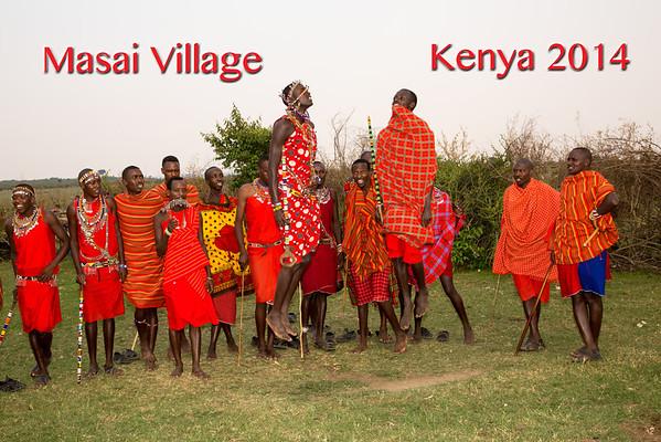 Masai Village  2014