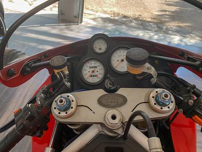 Ducati 888 SP4 (PD) on IMA