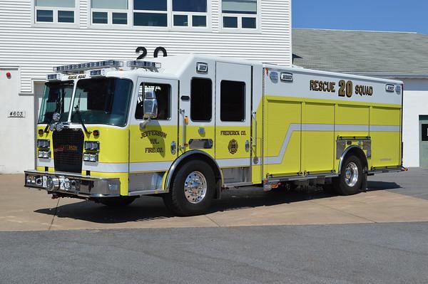 Company 20 - Jefferson Fire Company