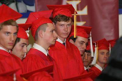 ST J CLass of 2012 Graduation