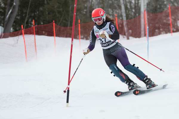 Women's Slalom 2nd Run