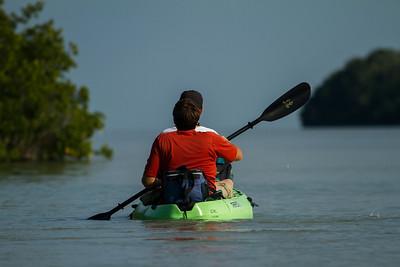 Everglades Kayak Photo Trek