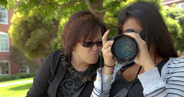 2011 Alma and Rochelle Photoshoot