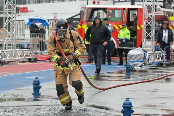 Firefighter Combat Challenge 2013