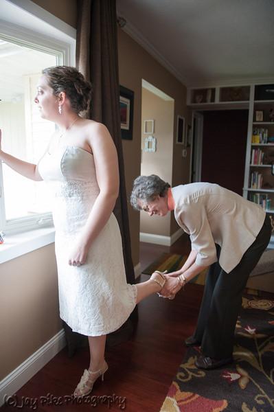 April 22, 2012 - Wedding Prep Images