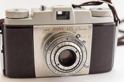 Kodak Pony Model C, 1956