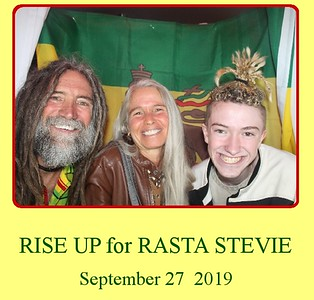 RISE UP for RASTA STEVIE