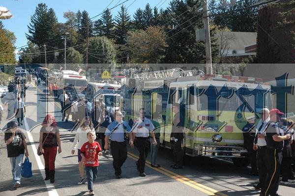 Firemen's Parade 2013