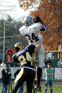 Jags 53, Richard Montgomery 7 on 11/11/2006