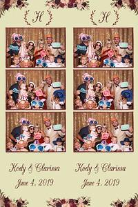 Kody & Clarissa's Wedding