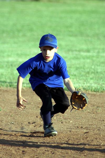 20090611 Peyton's Baseball Game