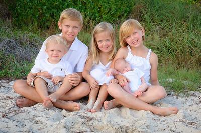 Cousins Delashmit family