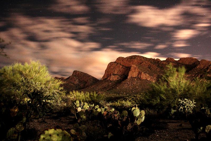 Pusch Peak, Tucson