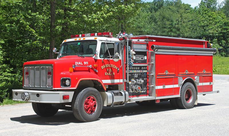 Engine 4 1998 International / Central States 1500 / 1000