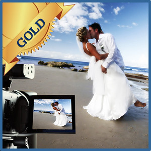 31214 Professional wedding day videography Gold