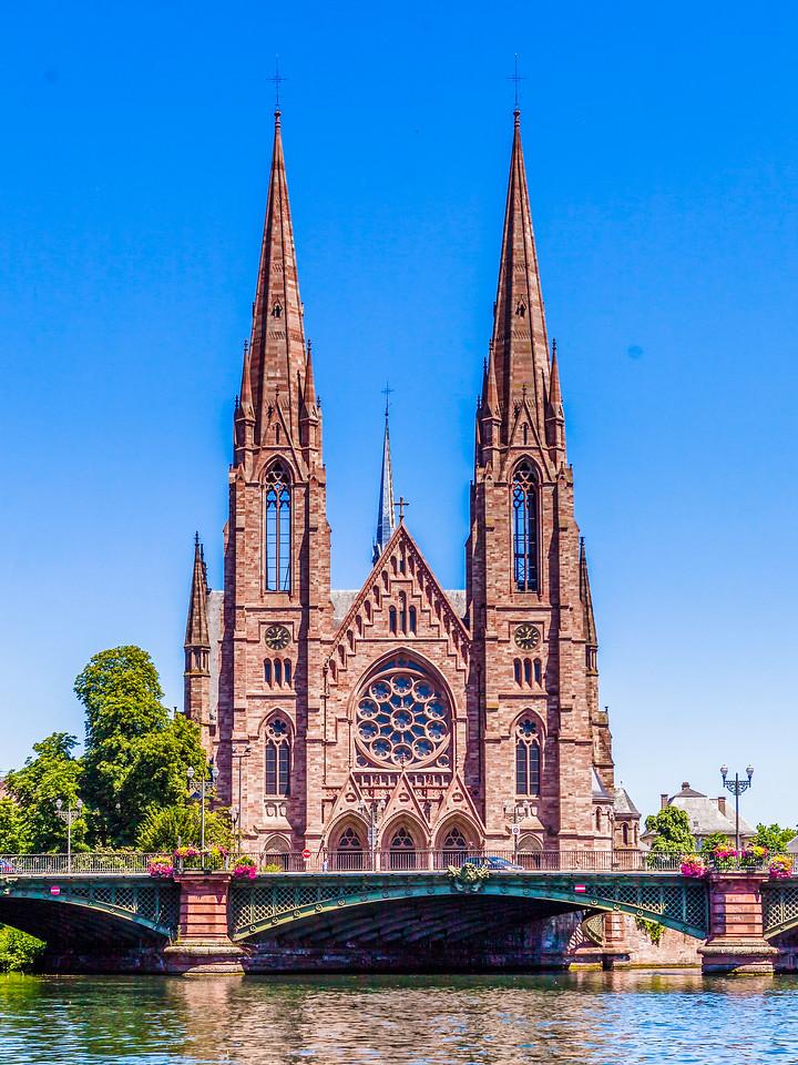 法国斯特拉斯堡(Strasbourg),地标建筑