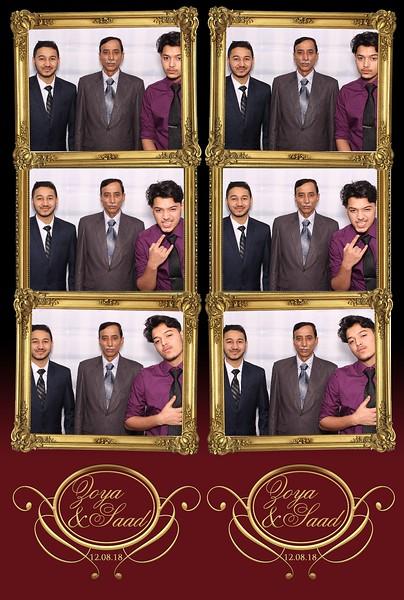 Zoya & Saad's Wedding (12/08/18)