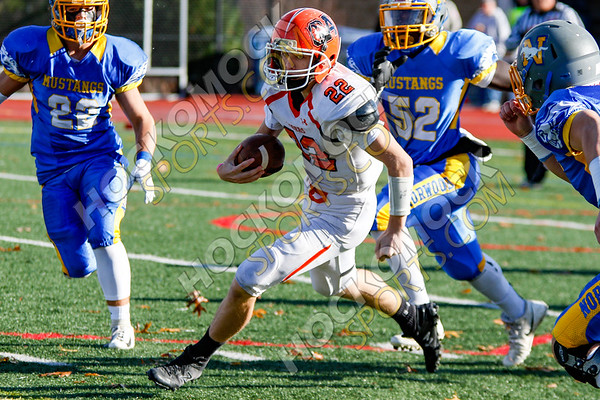 Oliver Ames-Norwood Football - 11-03-18
