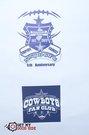 Northern Nj Dallas Cowboys Anniversary