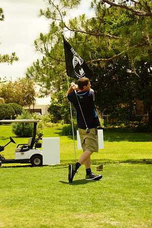 4th Annual Golf Tournament-Action Shots