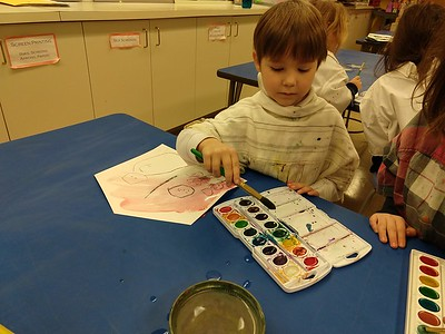 PreK Home and Family Sculptures