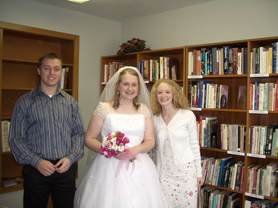Shawna's Wedding - 2005