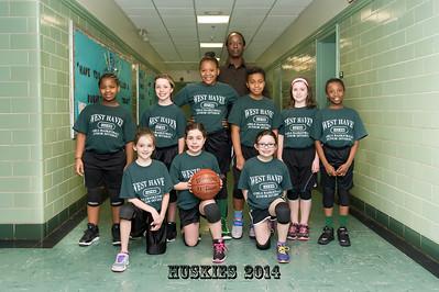 2014 Huskies
