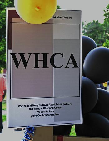 WHCA Chat & Chew Event