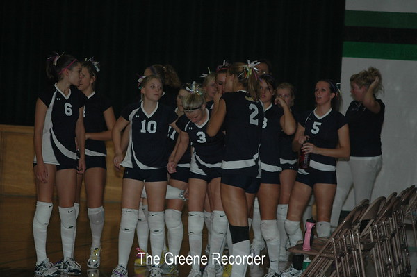 Volleyball at Osage