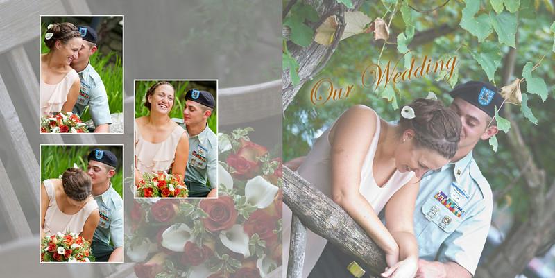 Rogers Wedding Album