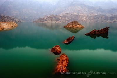 Mountains and Wadis