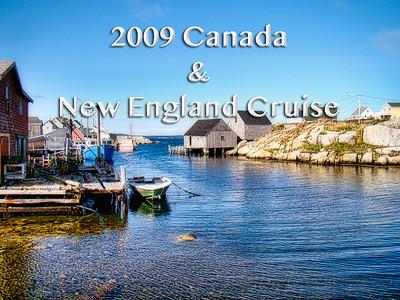 2009 Canada & New England Cruise