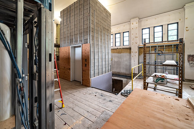 2018-09-13 Elevator and Stairs