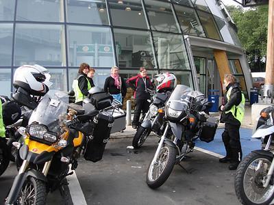 Damesweekend - Enkirch - Moezel 2011
